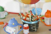 Kids' Parties / by Moochie Desjardins