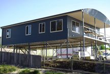 Prefab homes / Somersby modular steel home