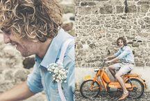Styled wedding shoot / Bohemian weddings