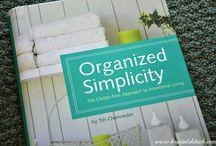 Organizing my life!