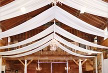 Reception Decor / by Rebecca - Ideal Events & Design