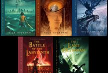 """Rick Riordan / Percy Jackson, Heroes of Olympus, Kane Chronicles, Magnus Chase, Trials of Apollo """"I'm coming back for you Calypso. I swear it on the river Styx"""" - Leo Valdez"""