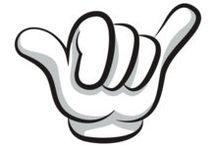finger sign