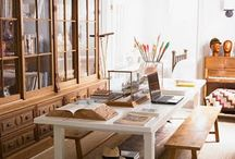 Home | Workspace / by WhisperWood Cottage