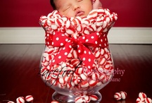Newborn photo ideas / by zoey's attic / pecking order