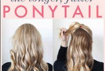 Hairstyles / Hairstyles :)