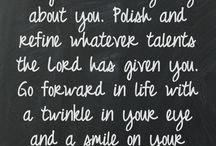 Inspirational Notes