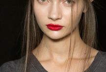 model's make up