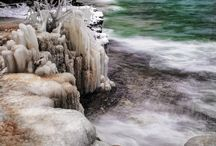 Door County in Winter