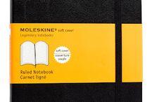 AF's Moleskine / A arte de receber a escrita com estilo. Conheci em 2003, adotei pra sempre em 2011.