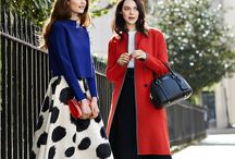 All Things Autumnal / This years autumn fashion trends and inspiration