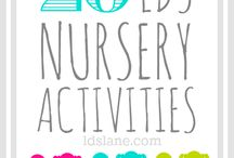 Nursery / by Mallory Hortin