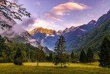Landschaft und Natur / Landschaftsfotografie und Naturfotografie