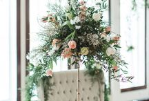 { Elevated Centrepieces }