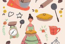 Cocina Dibujos