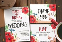 Cards for Wedding