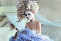 Marie Antoinette inspirated
