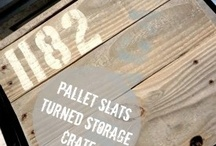 Pallet Ideas / by Trish - Mom On Timeout