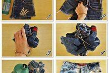 reciclar ropa en verano