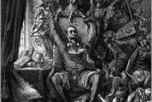 Gustave  Doré / Gustave Doré (1832-1883) Caricaturiste, illustrateur, peintre & sculpteur français