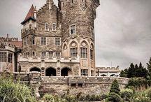 gyönyörű kastélyok
