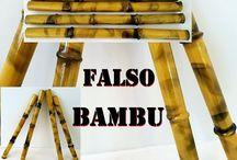 FALSO BAMBÚ