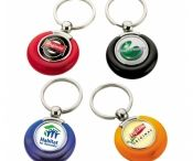 Promotional Keychains / Promotional keychains are great additions to your promotional items because they keep your company's brand in front of users every single day. They'll be reminded of your business every time they go for a drive, and your brand will be making a lasting impression on not only the driver, but the passengers, too!  / by Pinnacle Promotions