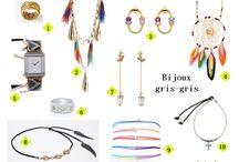 Inspiration / Bright Pause blog / tendance, inspirations, bijoux