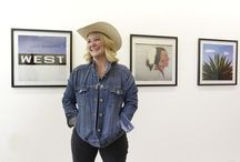 ART | WEST Artspace111 / Born and raised in Texas, Jill Johnson displays a love for authentic west Texas. Her photography focuses on the forgotten symbols of the past and the unique identity of the great state of Texas. Cattle, cowboys and football are all celebrated in this show that merge the old buildings and roads of the west with current and modern photographic techniques.   December 5, 2014 - January 31, 2015