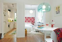 Small appartement living