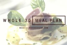 Whole 30 Recipes Week 1 Shopping Lists