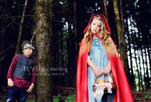 Photoshoot Themes / Theme ideas for photography shoots, mostly storybook style.