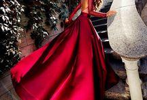 μακριά φορέματα