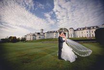 Dublin, Ireland Castle Wedding