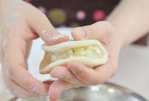 Perogie dough / Food