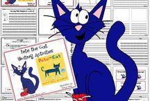 Teaching: Pete the Cat