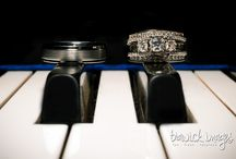 Rings & Things / Here are some of our favorite wedding band detail images. / by Trawick Images, Inc