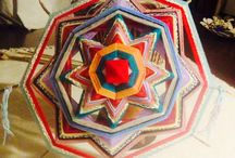 Creativity and Mandalas / Handmade -
