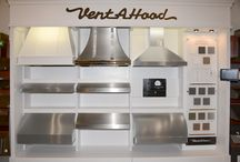 Vent-A-Hood display's