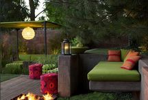 The Cozy Outdoors / Turning the 'great outdoors' into the 'slightly less vast and more intimate outdoors'.