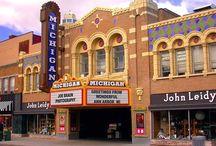 Tree Town - Ann Arbor