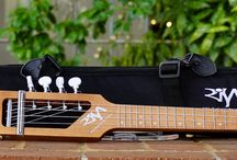 Electric Ukulele - Plug In And Play!