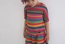 Nähen Kinder Kleidung / Kinderkleidung