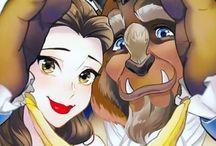 Beauty and the Beast / A Bela e a Fera