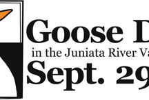 Goose Day in the Juniata River Valley / Generations have been celebrating Goose Day every Sept. 29 by dining on goose to secure their good luck for the coming year. This board will show the many other ways we celebrate this unique holiday in the Juniata River Valley.