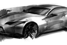 automobile renders 2