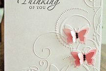 embossing cards
