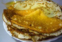 Блины, оладьи, сырники / Секреты приготовления пышных оладушков и сырников, тонких ажурных блинчиков