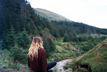 Places to ponder / Places of stillness for thought..