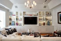 Built-In wall units